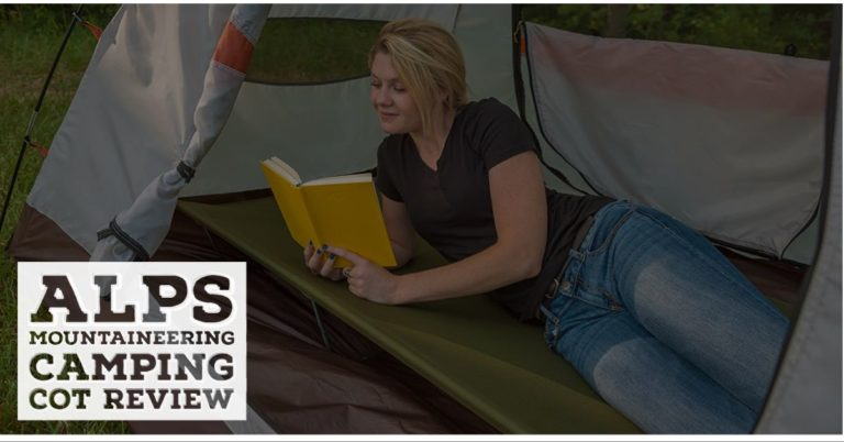ALPS Mountaineering Camping Cot Review