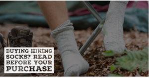 Hiking Socks buying guide