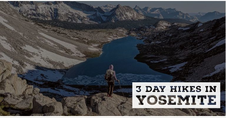 Three-Day-Hikes-In-Yosemite